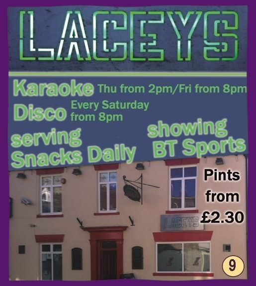 Lacey's Bar