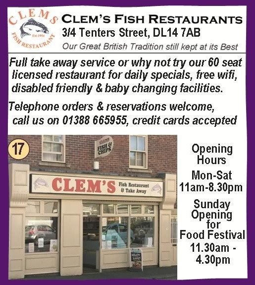 Clem's Fish Restaurants
