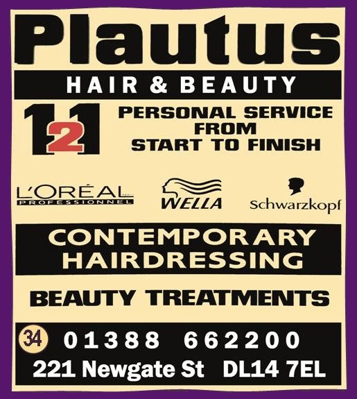 Plautus Hair & Beauty