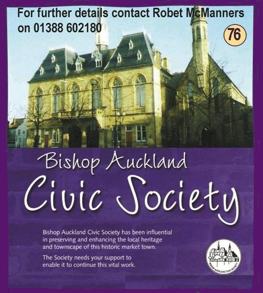 Bishop Auckland Civic Society